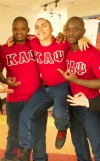 Thank goodness Kappa Alpha Psi Fraternity Inc. is back