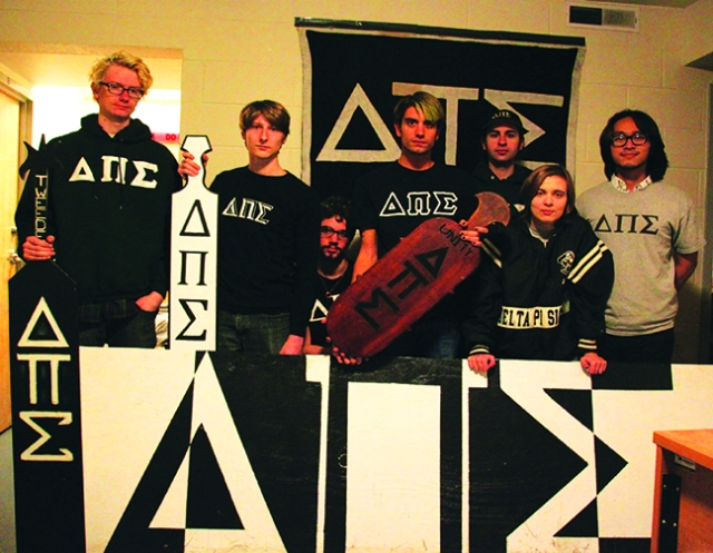 Photo courtesy of Andrew Tran As of this year, Delta Pi has become the first gender neutral fraternity in Ursinus history. While it initially received mixed views from students and alumni, the overall response from the campus has been very positive.