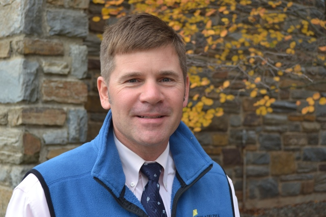Andrew Feick Former Director of Facilities