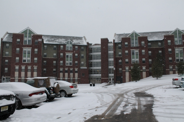 Photo courtesy of Henry Gustafson During the week of Jan. 11, campus safety received two reports of missing personal items from New Hall. Both campus safety and the Collegeville police investigated these incidences.